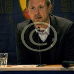 DIF coach Magnus Pehrsson