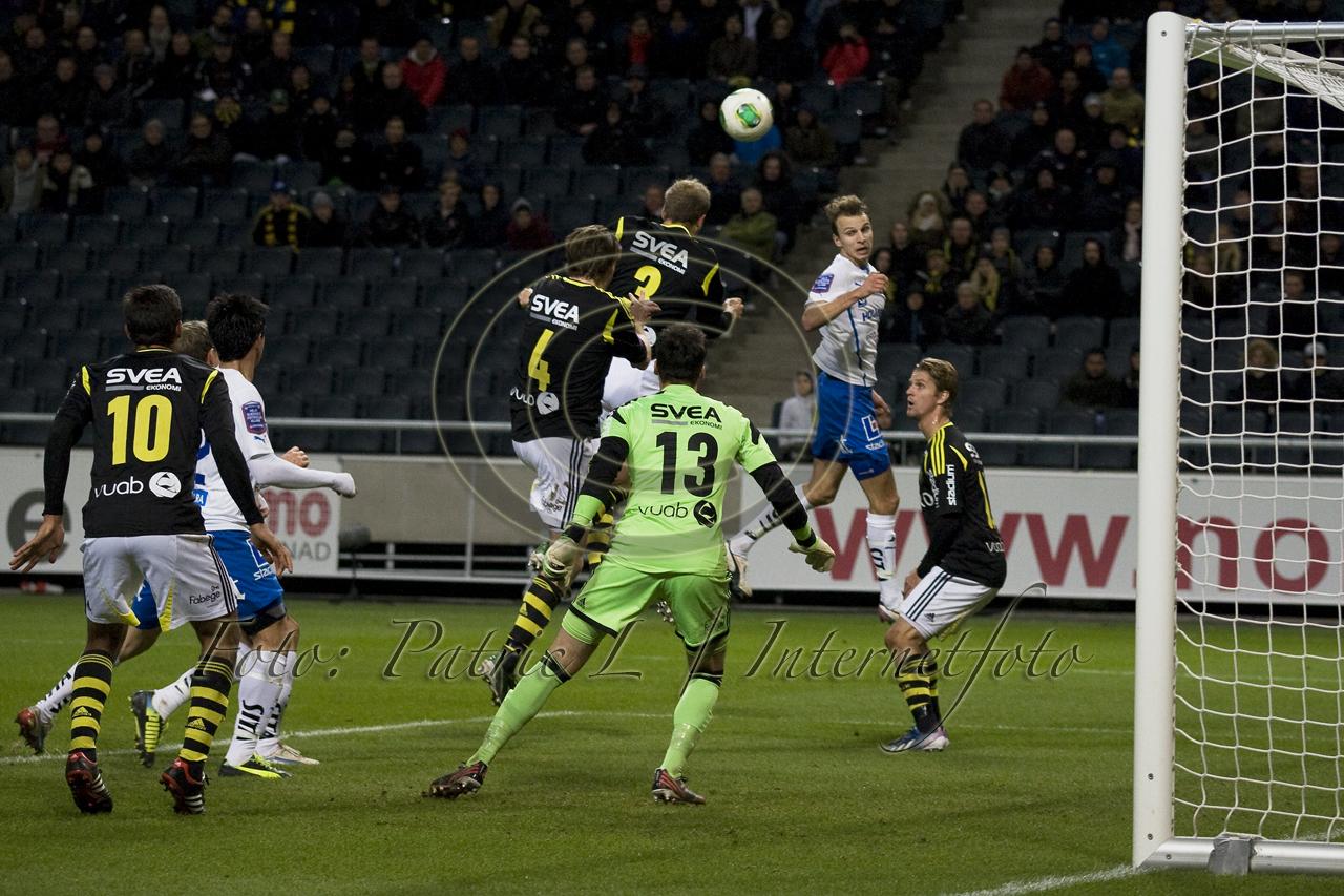 AIK bra i försvaret