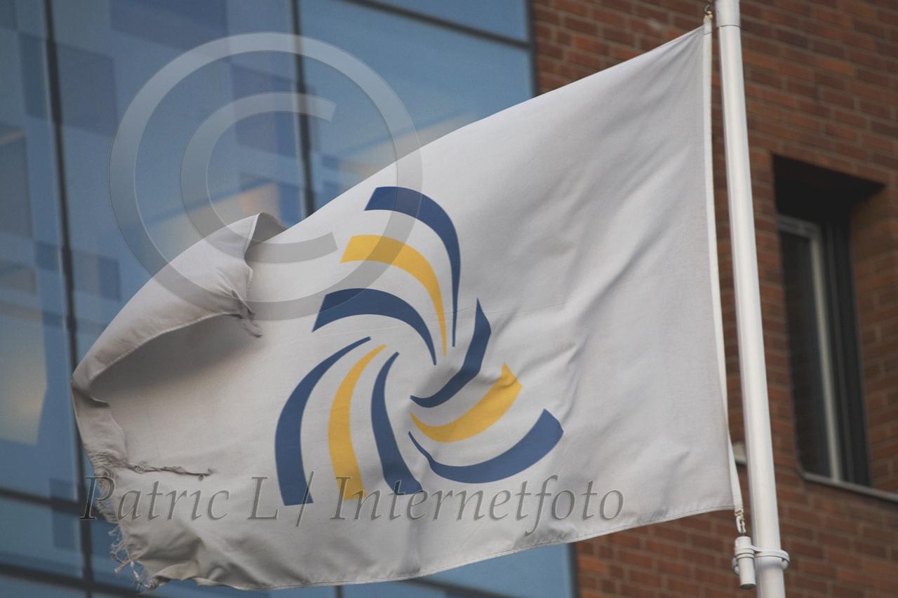 Skatteverkets flagga