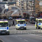 Polisbussar på Skanstullsbron