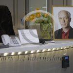 Nils Horner kondoleans