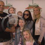 Frank Andersson med familj