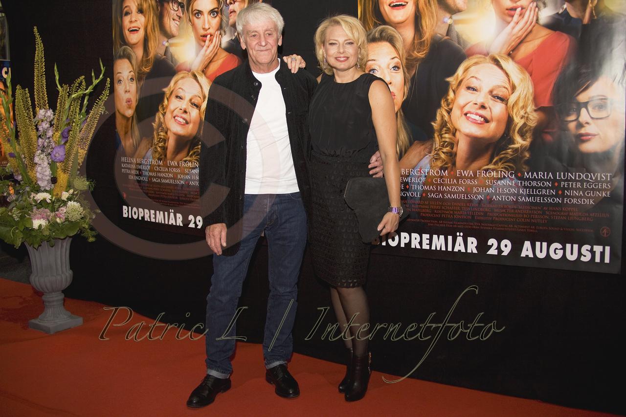 Colin Nutley & Helena Bergström