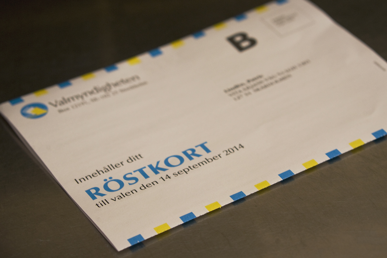 Röstkort 2014