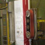 Pelletstillverkning säckpåfyllning