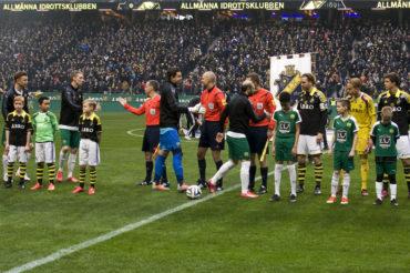 AIK – Hammarby, derby i Svenska Cupen