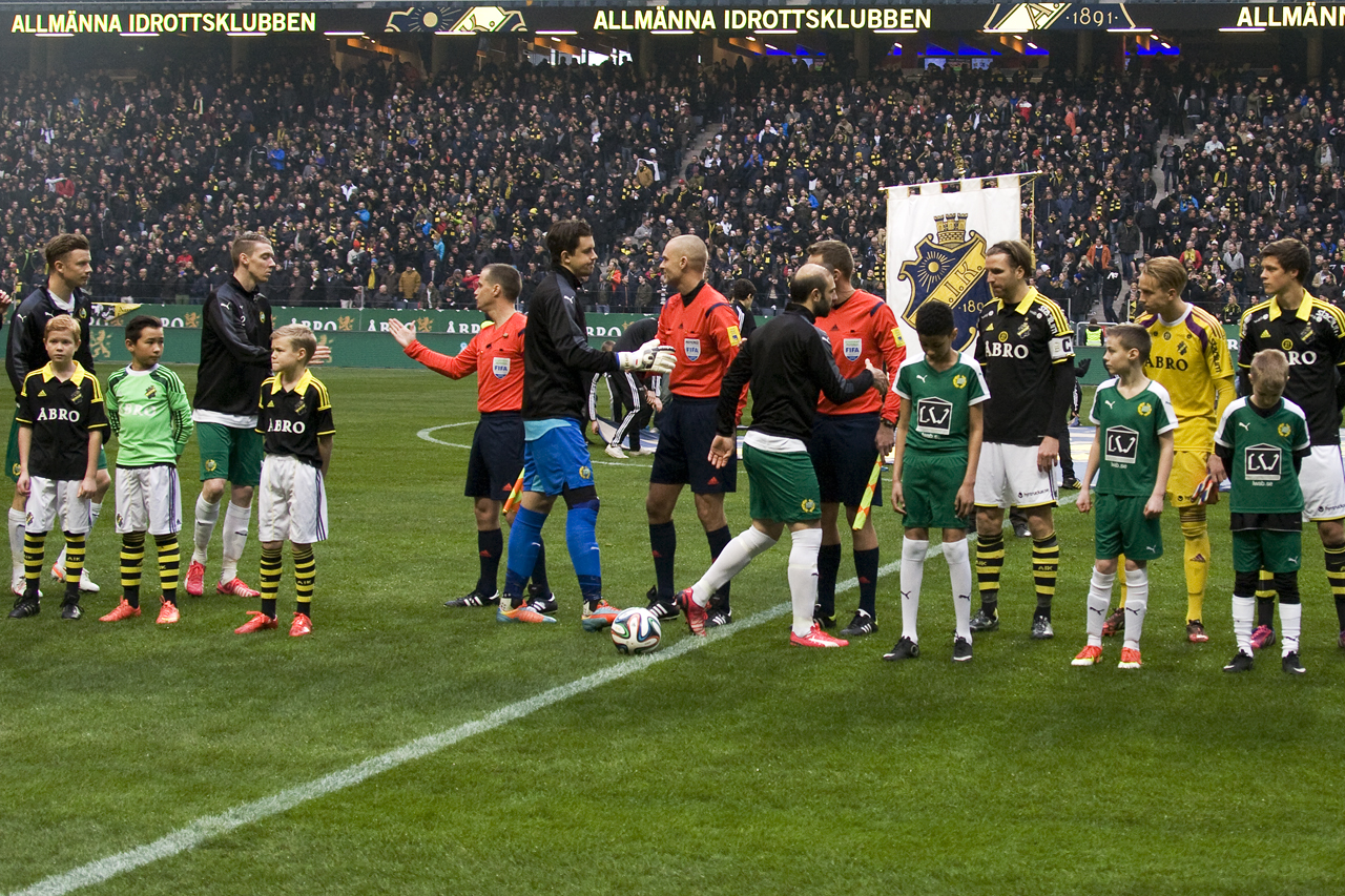 AIK-Hammarby 1-2