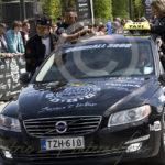 Finsk Taxi svensk Volvo