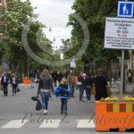 Stockholms första gågata