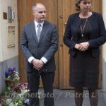 Vice statsminister och Justitieminister