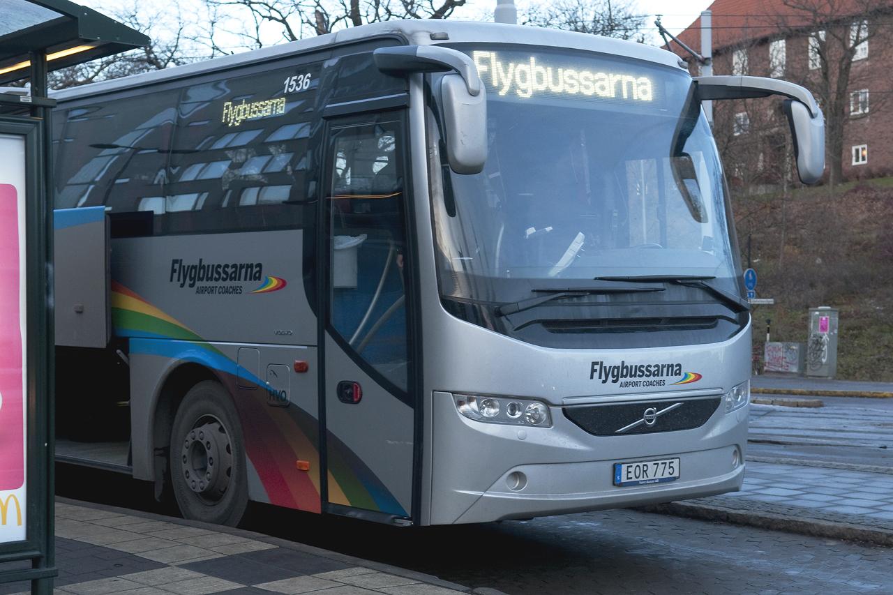 Flygbussarna Liljeholmen