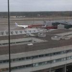 utsikt flygplats