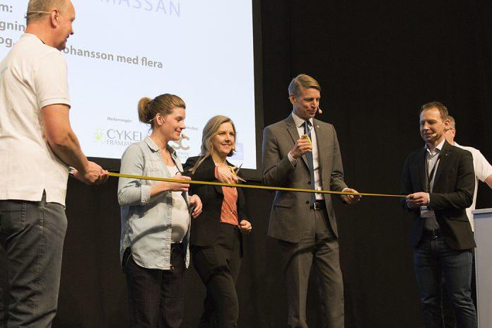 Invigning Svenska Cykelmässan