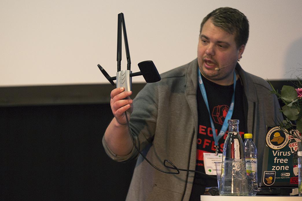 Wifi-scanner
