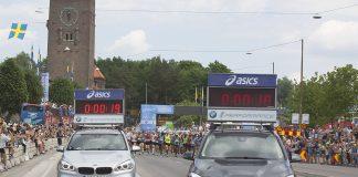 Start Stockholm Marathon 2018