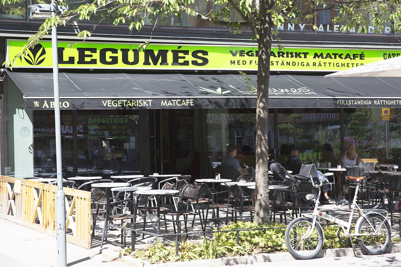Matcafé legumés