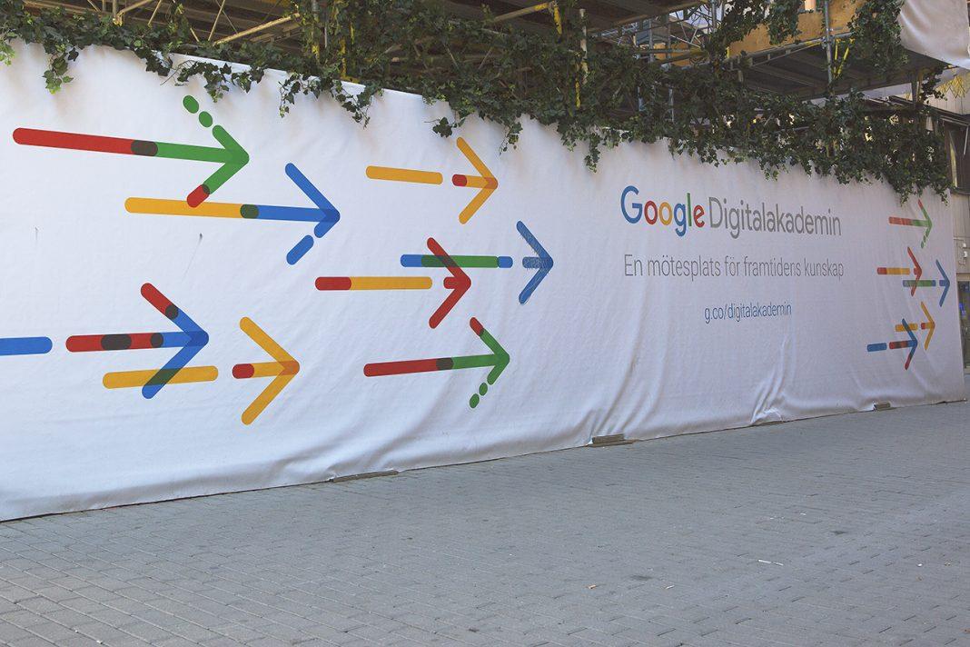 Google bannerannons