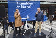 Jan Björklund inför Val 2018 © Foto Patric Lindén / Internetfoto