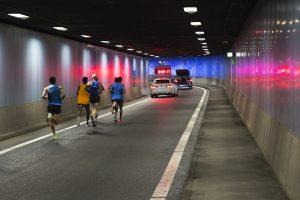 Tunnellöpning Klaratunneln