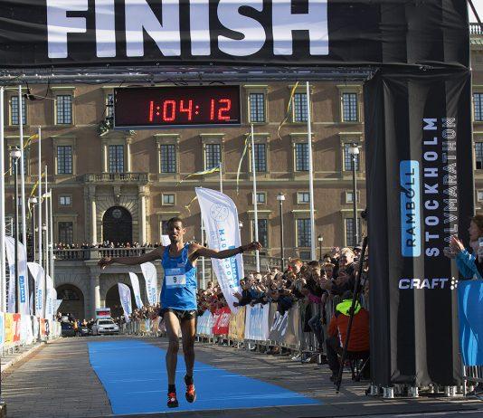 Vinnare Stockholm halvmarathon 2018