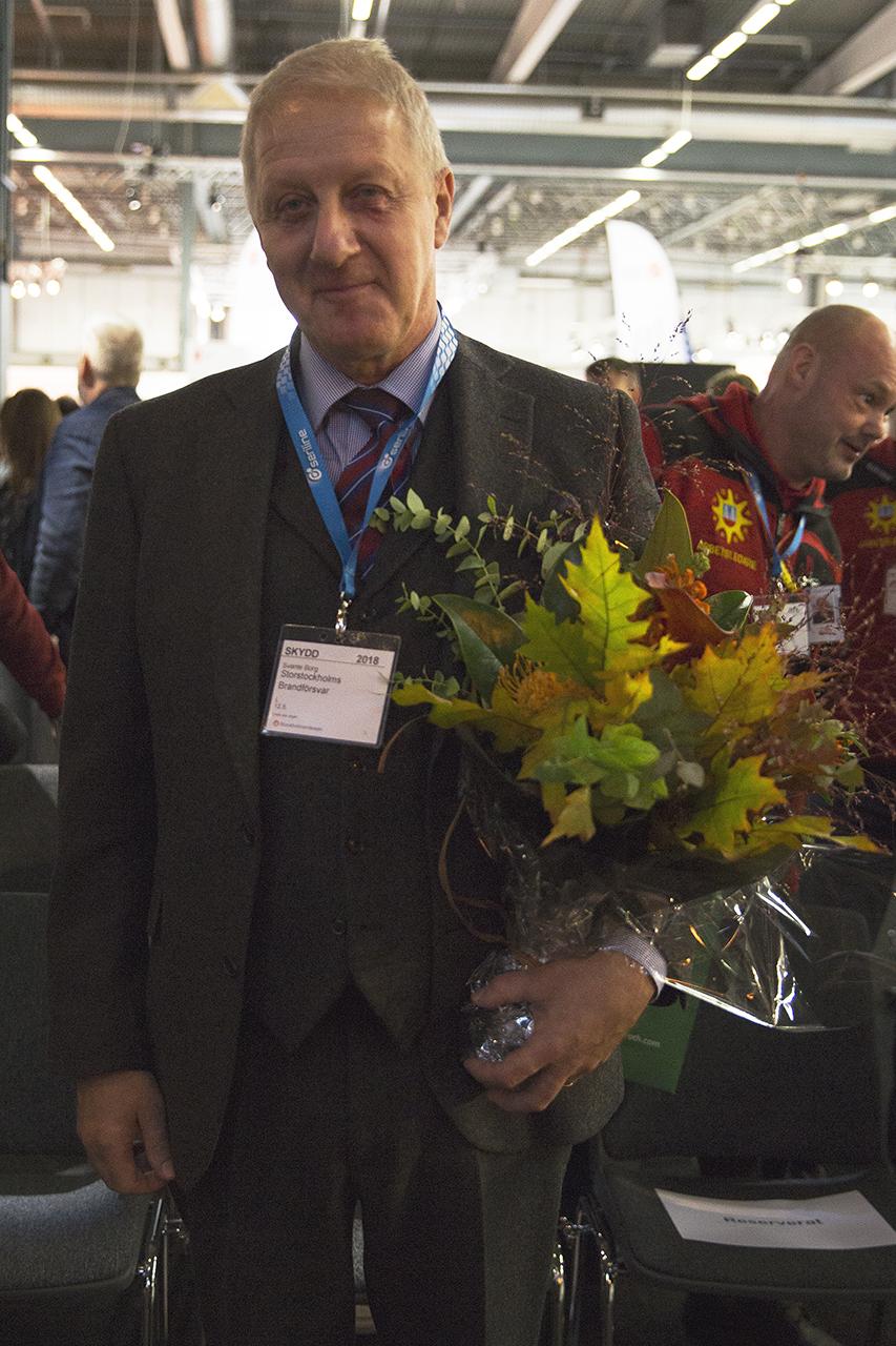 Svante Borg, Förbundsdirektör