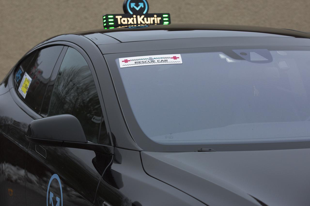 Taxi Kurir rescuecar