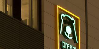 Preems huvudkontor i Stockholm
