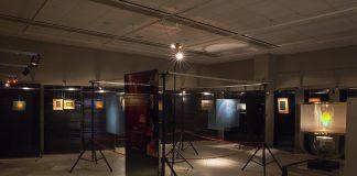 3D vision hologramutställning i Skärholmens Centrum