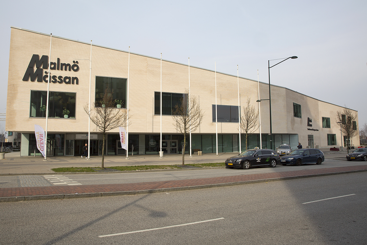 Clean & Facility på Malmömässan