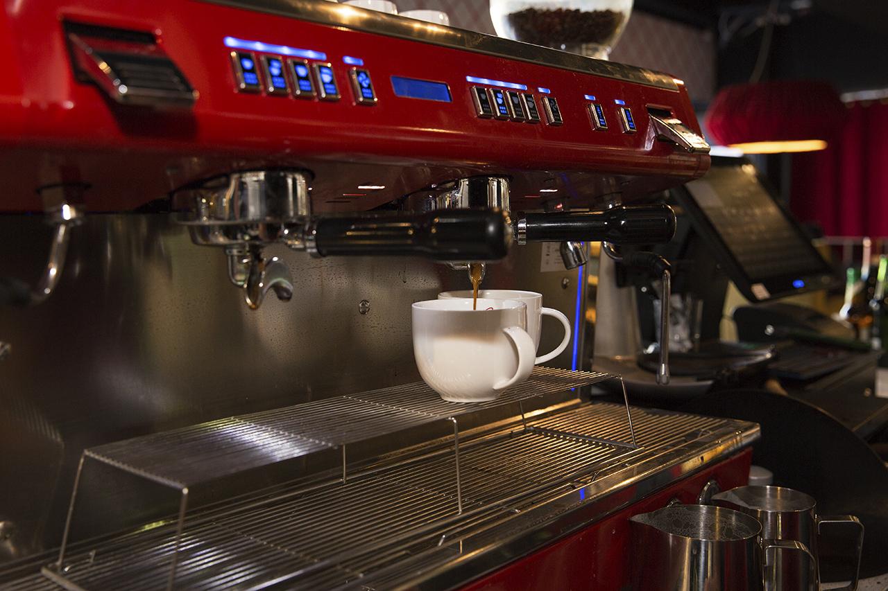 Conti coffemaker,