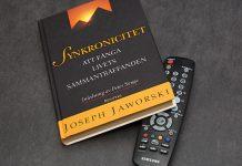 Boken Synkronicitet att fånga livets sammanträffanden.
