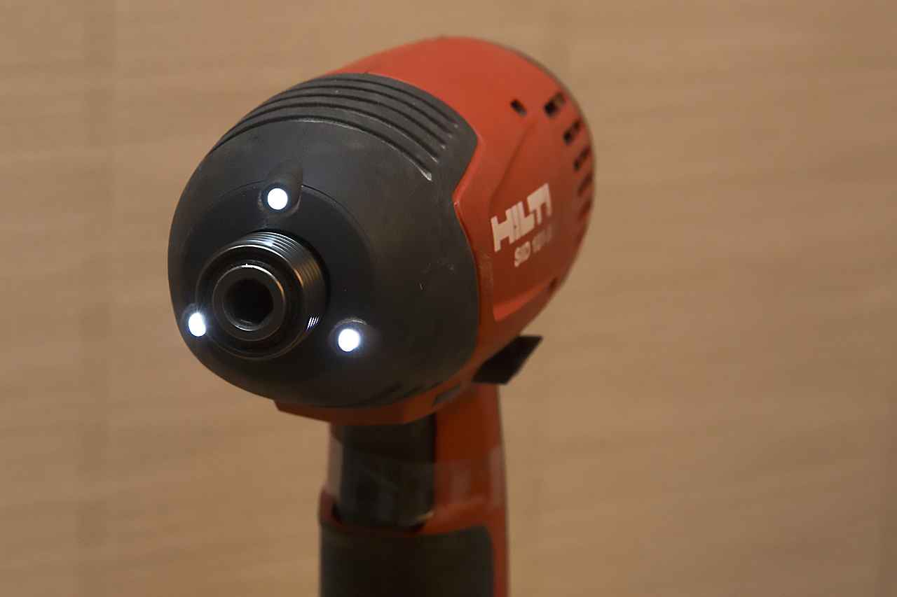 Hilti SID 121-A med LED