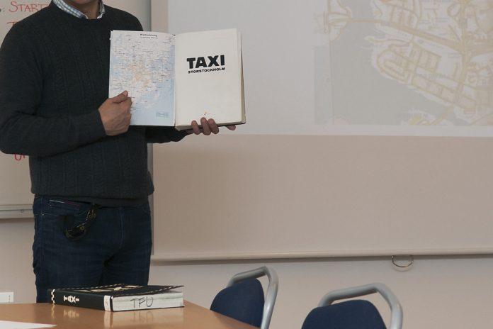 Lokalkännedom genom kartor eller GPS:er