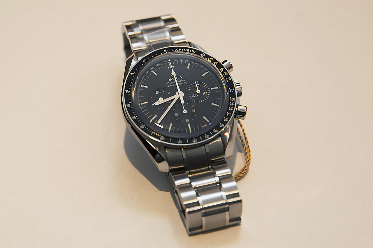 1969 Speedmaster Professional – the Moonwatch.