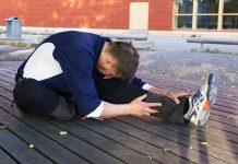 Utegym utmaning dag 28- Max Yogastretch