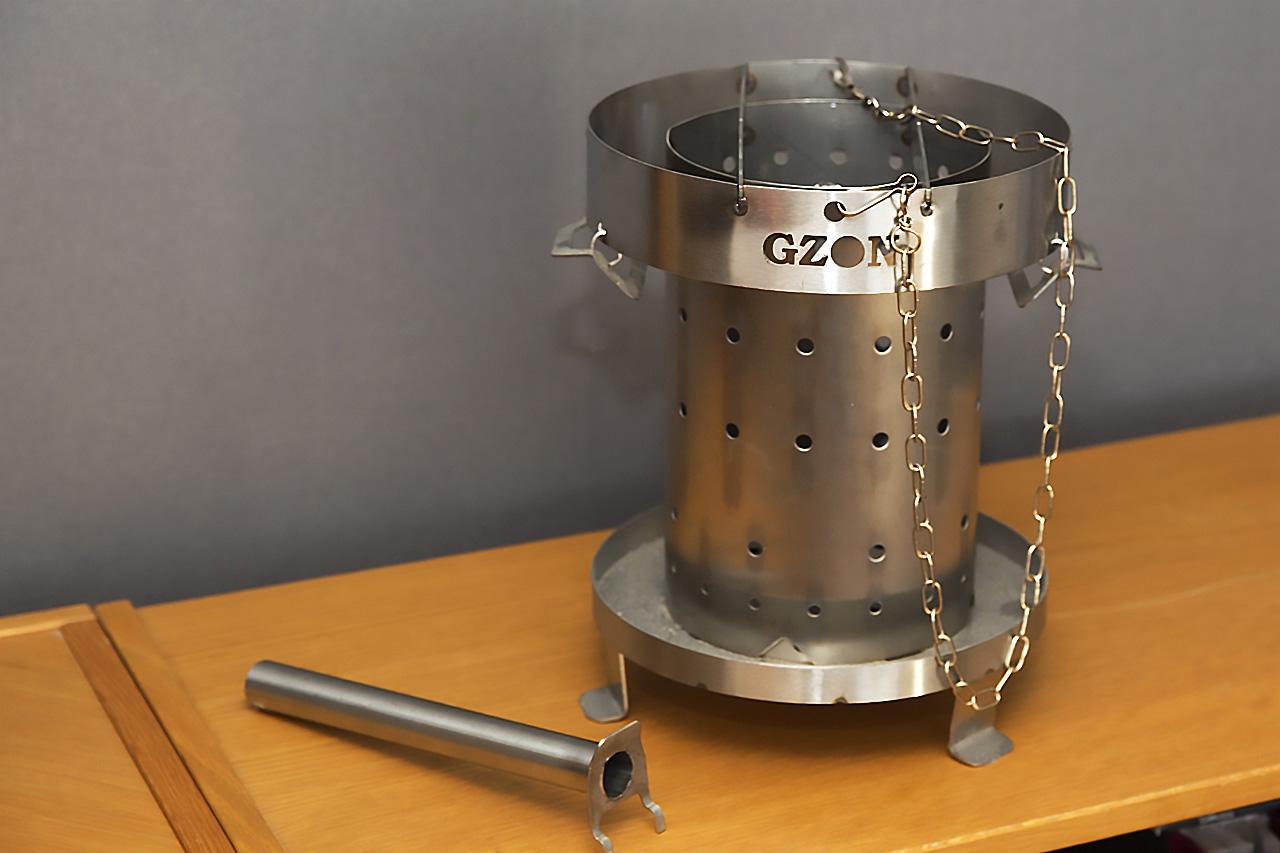Pelletsbrännare GZON