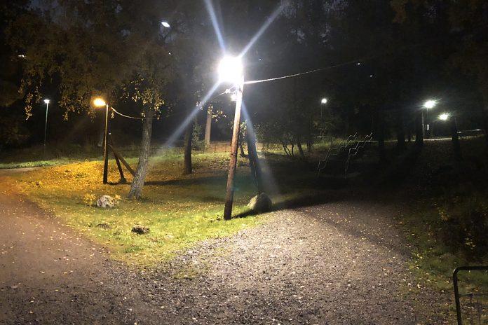 Nytt träningspass efter vila