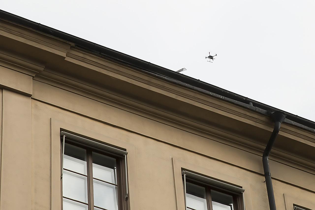 Kostnadseffektiv luftövervakning
