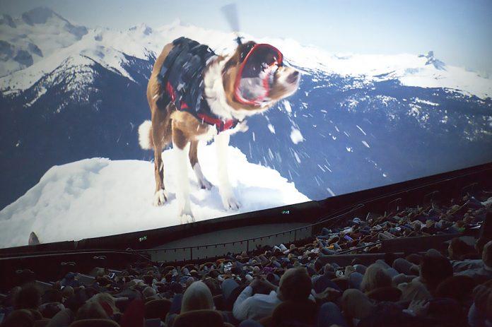 Superpower Dogs filmpremiär