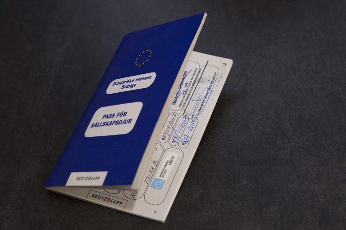 EU-pass för hund