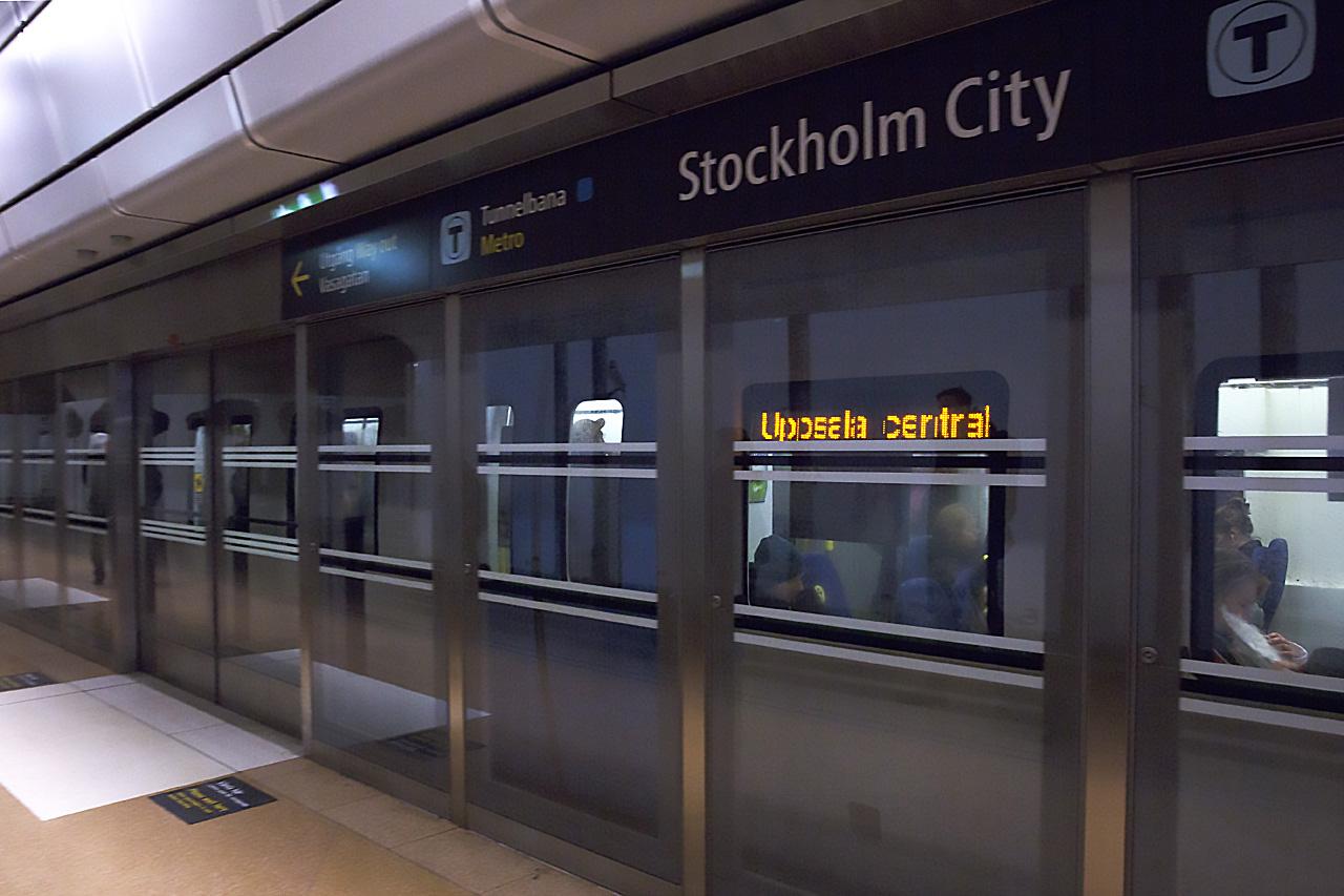 Stockholm City - Uppsala