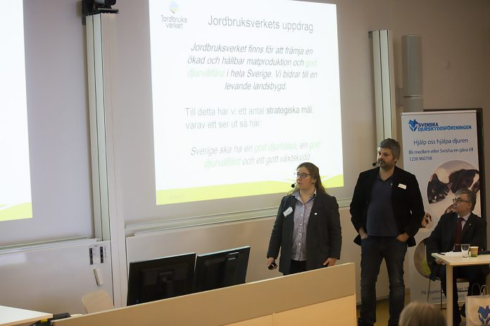 Karen Erlbacher och Peter Rånge