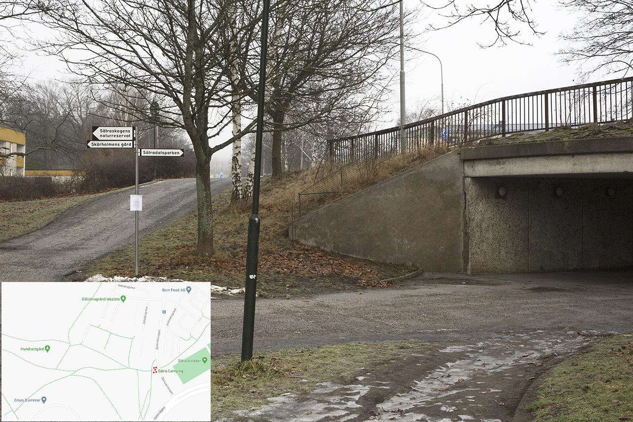 Viadukt Björksätravägen