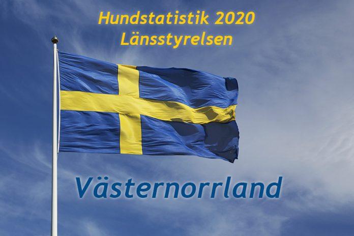 Länsstyrelsen Västernorrland - Hundstatistik 2020